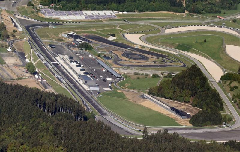 GP d'Autriche 22 juin 2014 Spielberg 992510