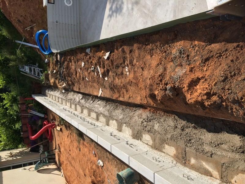 Mon Projet Clea avec Plage et terrasse début travaux le 18/04/2014 Photos Img_3918