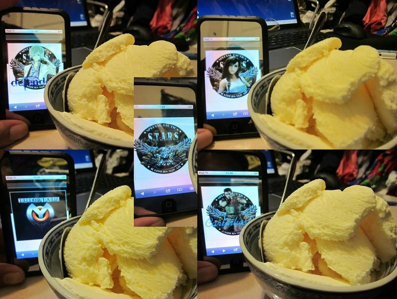 Ice Cream for Clan StarS Fotofl10