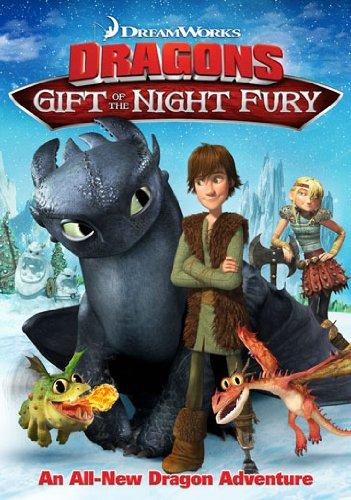 [DVD/BR] Le cadeau du furie nocturne & Le livre des dragons Cadeau10
