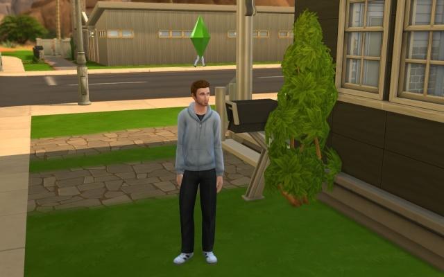 [Sims 4] Un souvenir de vos premiers instants de jeu 04-09-12