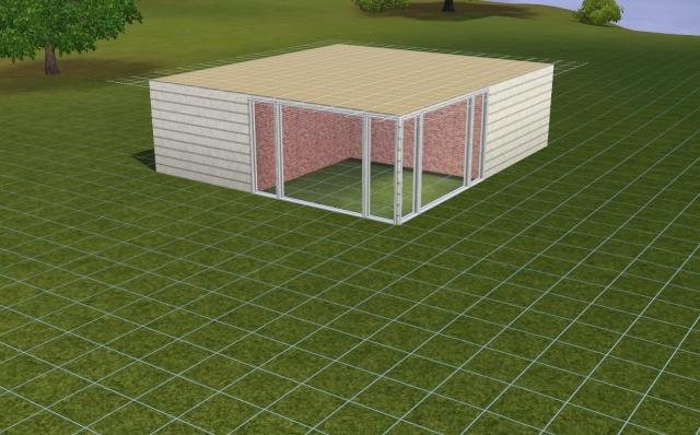 [Apprenti] Construire différents types de Vérandas Scree304