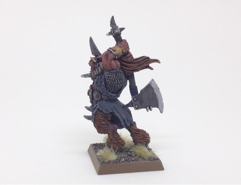 Beastmen Warband Beastl11