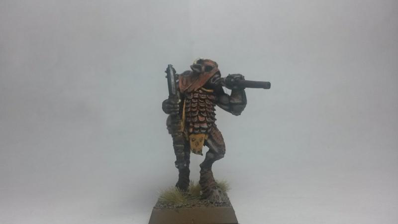 beastmen - Beastmen Warband Gor110
