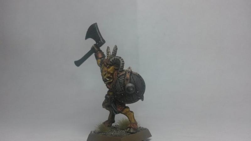 beastmen - Beastmen Warband Gor1110