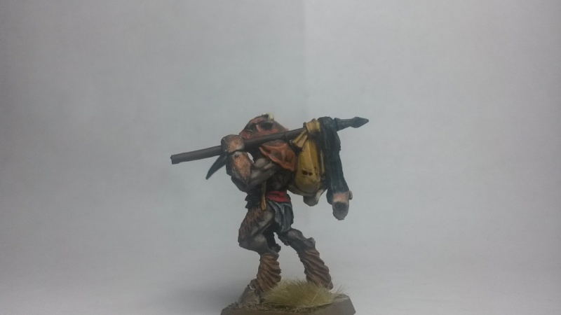 Beastmen Warband Gor310