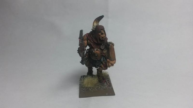 beastmen - Beastmen Warband Gor410