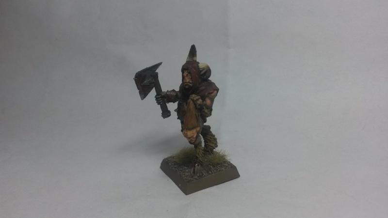 beastmen - Beastmen Warband Gor510