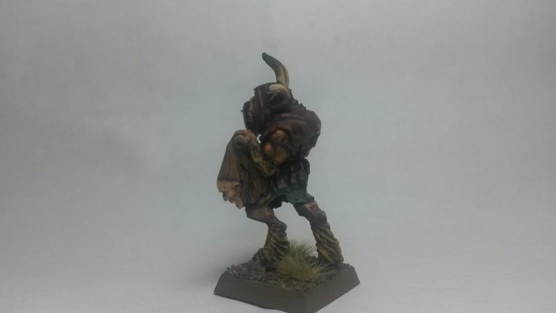 beastmen - Beastmen Warband Gor610