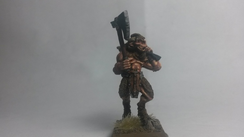 Beastmen Warband Gor710