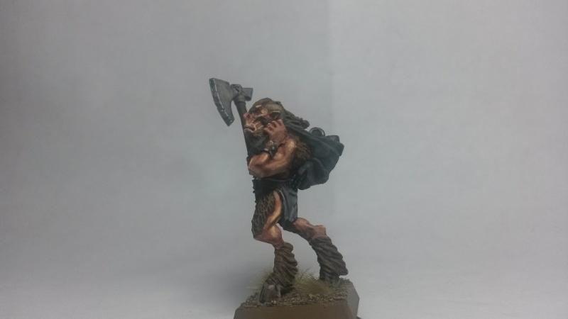 beastmen - Beastmen Warband Gor810