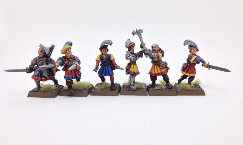 Marienburger Warband Step3a10