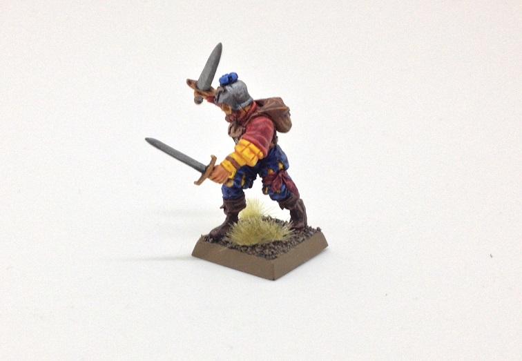 Marienburger Warband Swords21