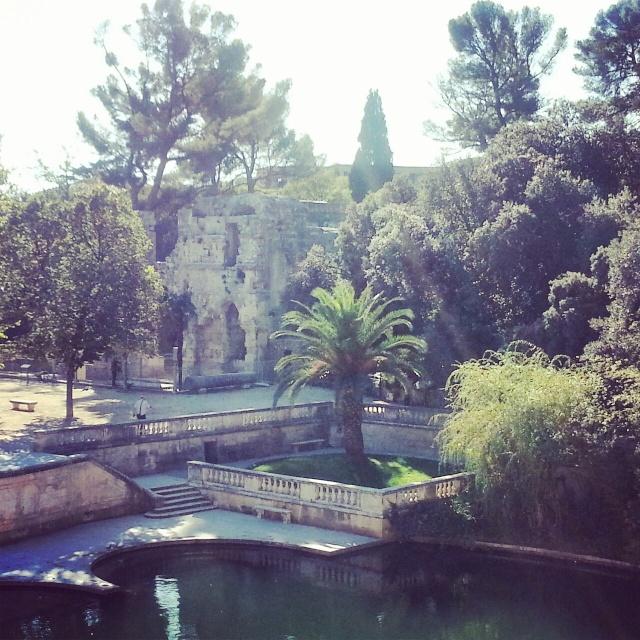 Jardins de la Fontaine Tumblr79
