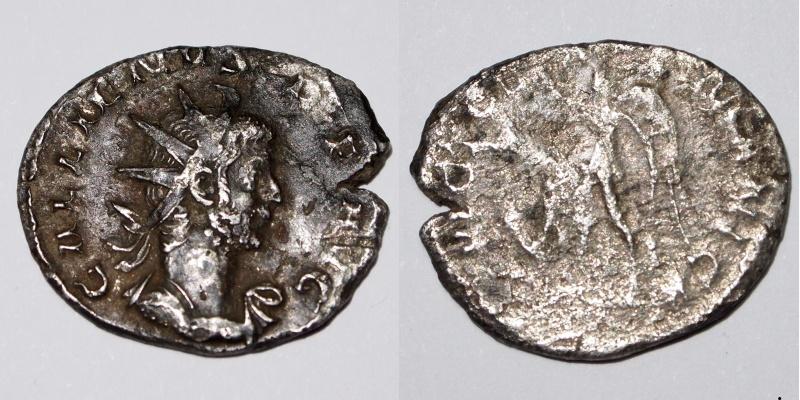 antoninien de Gallien pour Trèves 1et210