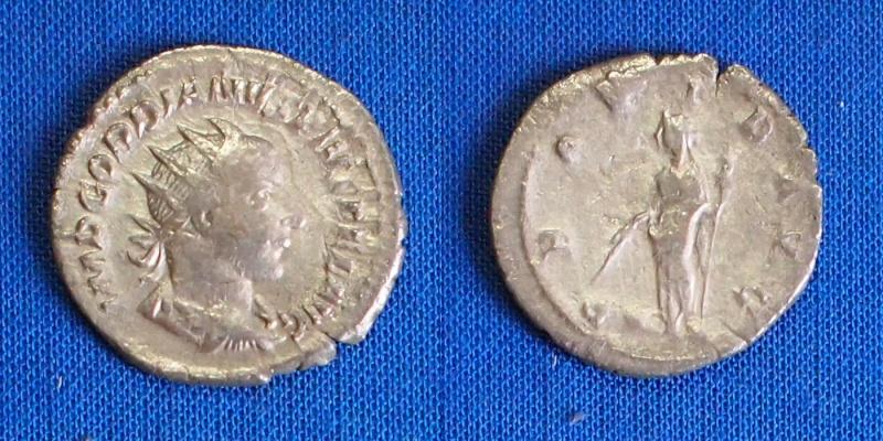 Antoninianus Gordien III Provid10