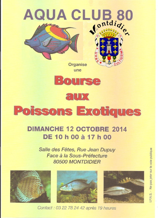 Bourse Montdidier (80) 12/10/2014 12096010