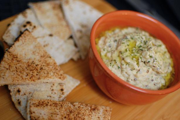 Baba Ganouk recipe Picq1210