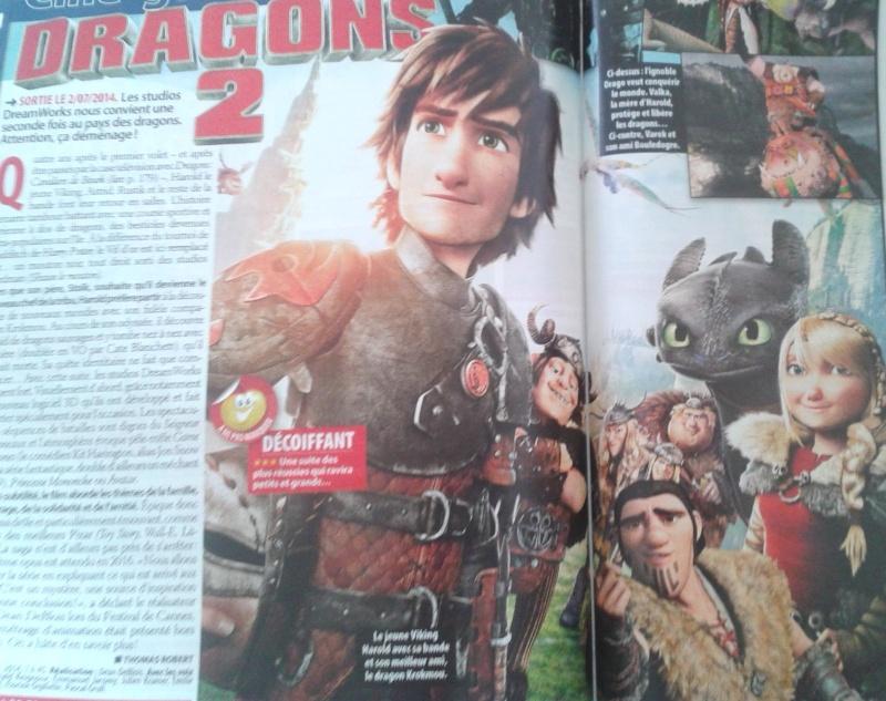 Dragons 2 [sans spoilers] DreamWorks (2014) - Page 2 Articl10