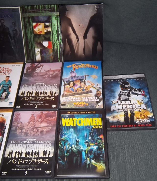 My DVD Collection Dubbed In Japanese Pictur24