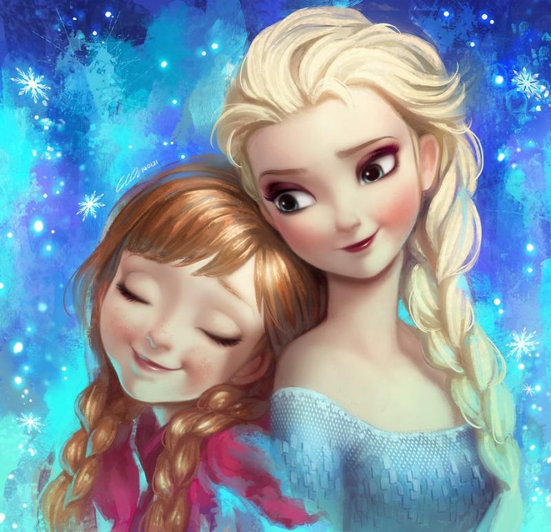 Le Making-of du film : Recherches, croquis, vidéos et autres anecdotes - Page 4 Frozen11