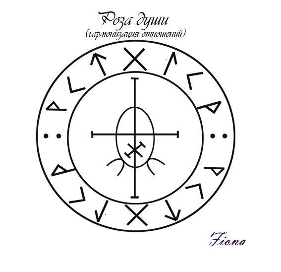 Роза души (мягкий приворот, гармонизация секс. отношенй)Fiona  13981810