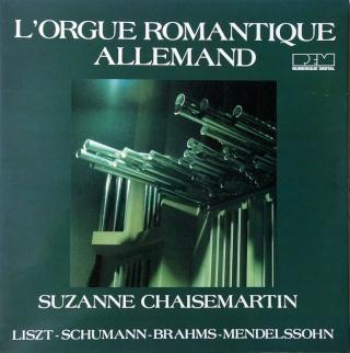 Liszt : l'oeuvre d'orgue Chaise10