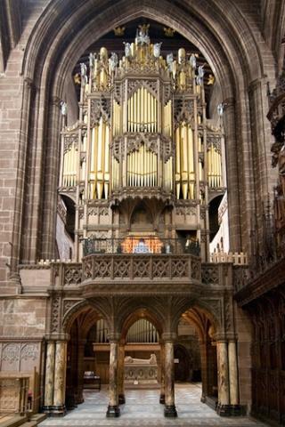 Robert SCHUMANN – Cycles pour piano-pédalier… ou orgue Cheste10