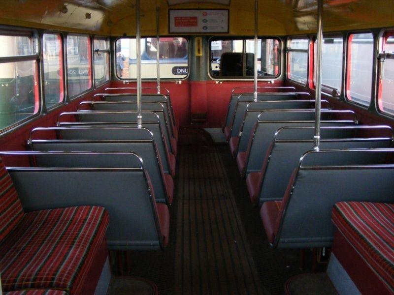 AEC Routemaster London double decker bus 1/24 Revell terminus tout le monde descend! - Page 2 Interi10