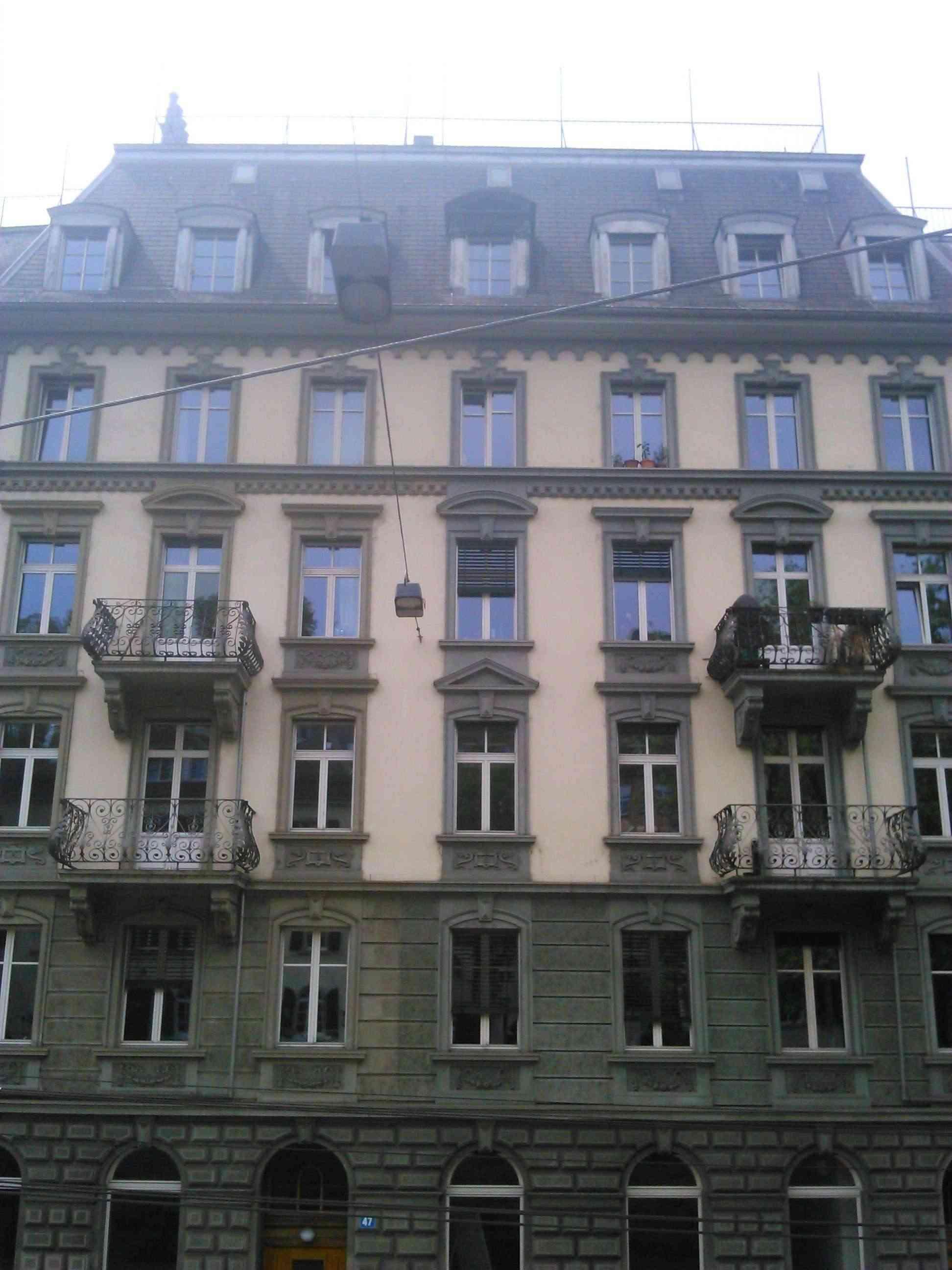 Hintergarten Appartements B1510