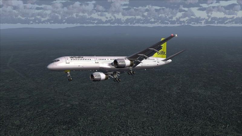 Rückgabe der 757-200 Screen18