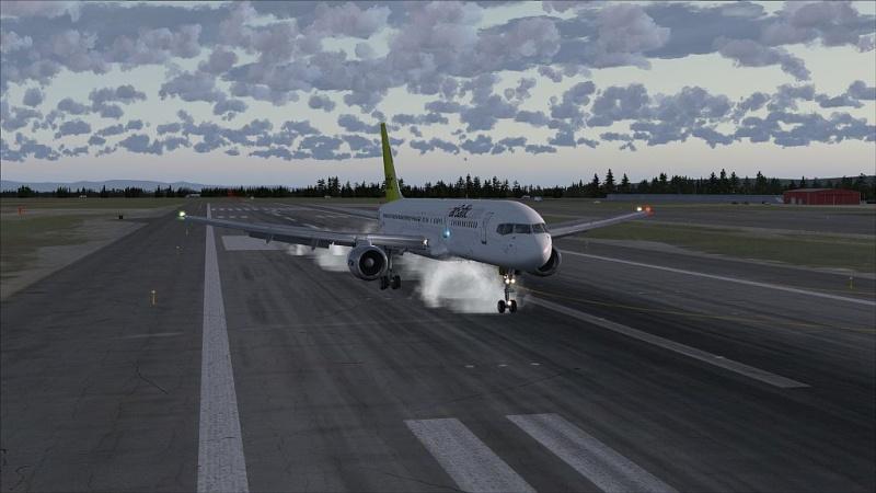 Rückgabe der 757-200 Screen20
