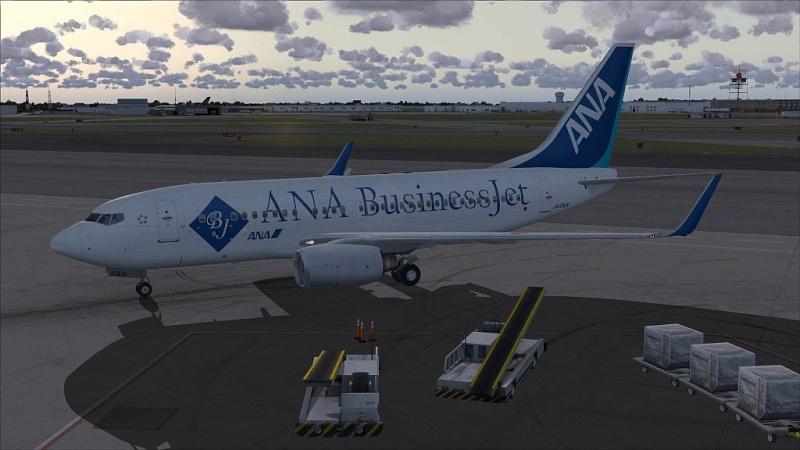 Boeing 737-700ER Screen21