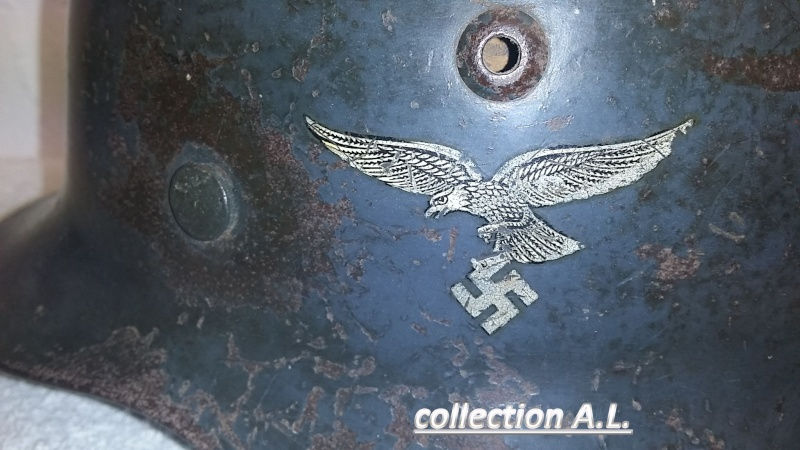 M35 Luftwaffe - 1 insigne (Aigle 1er type) 20140877