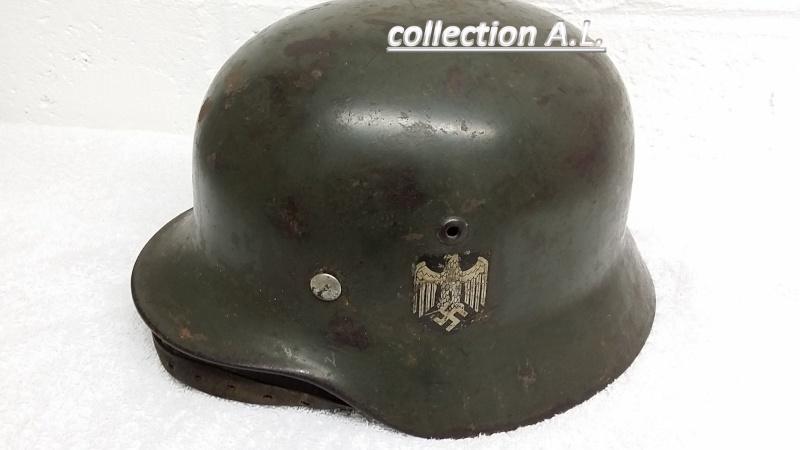 M40 Heer (complet) - 1 insigne 20140889