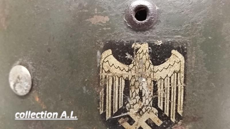 M40 Heer (complet) - 1 insigne 20140890
