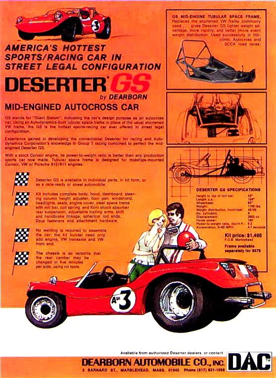 Deserter - Deserter GS....moteur central Desert10