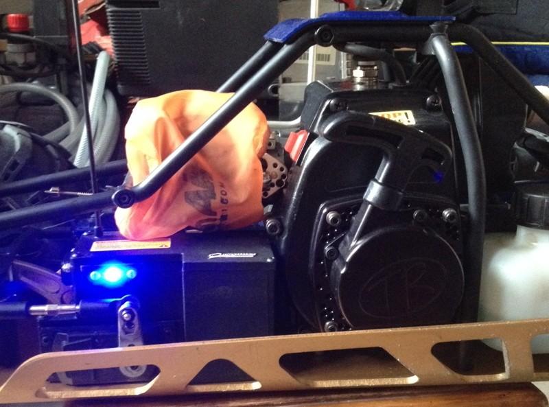Mon Monster Truck 1/5 - T-R5 Turbo Photo_11