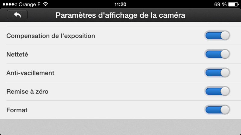 Traduction FRANCAISE App 1.0.42 pour iOS Img_0815