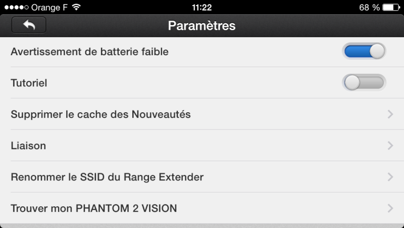 Traduction FRANCAISE App 1.0.42 pour iOS Img_0820
