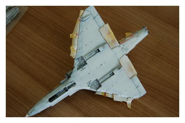 A-4 F de Hasegawa au 1/48e A-4_bl12