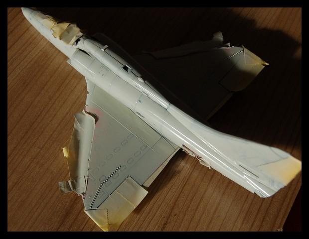 A-4 F de Hasegawa au 1/48e Skyhaw12