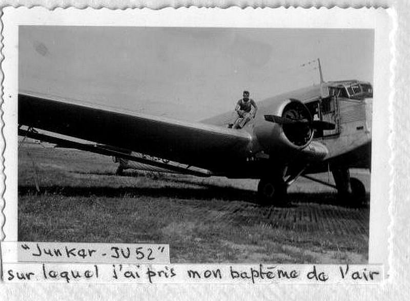 [ Aéronavale divers ] Quel est cet aéronef ? - Page 6 Ju_52110