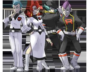 Team Rocket Clan