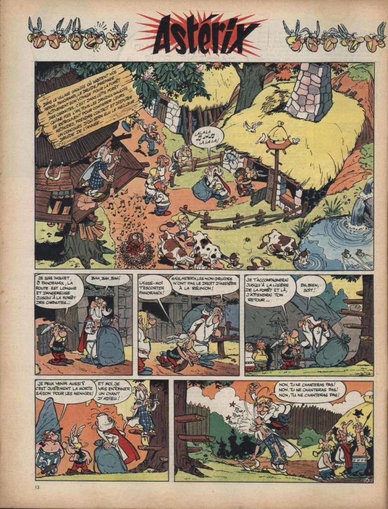 Pilote - Le journal d'Astérix et d'Obélix - Page 3 Pil_6110