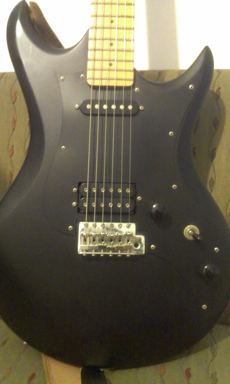 vantage - Vantage avenger guitar tremolo Imag0011