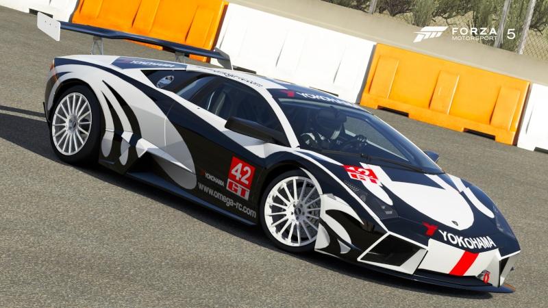 Lamborghini Yokohama Revent10