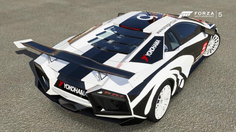 Lamborghini Yokohama Revent11