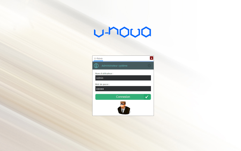 [Virtual Operating System]U-Nova Screen11