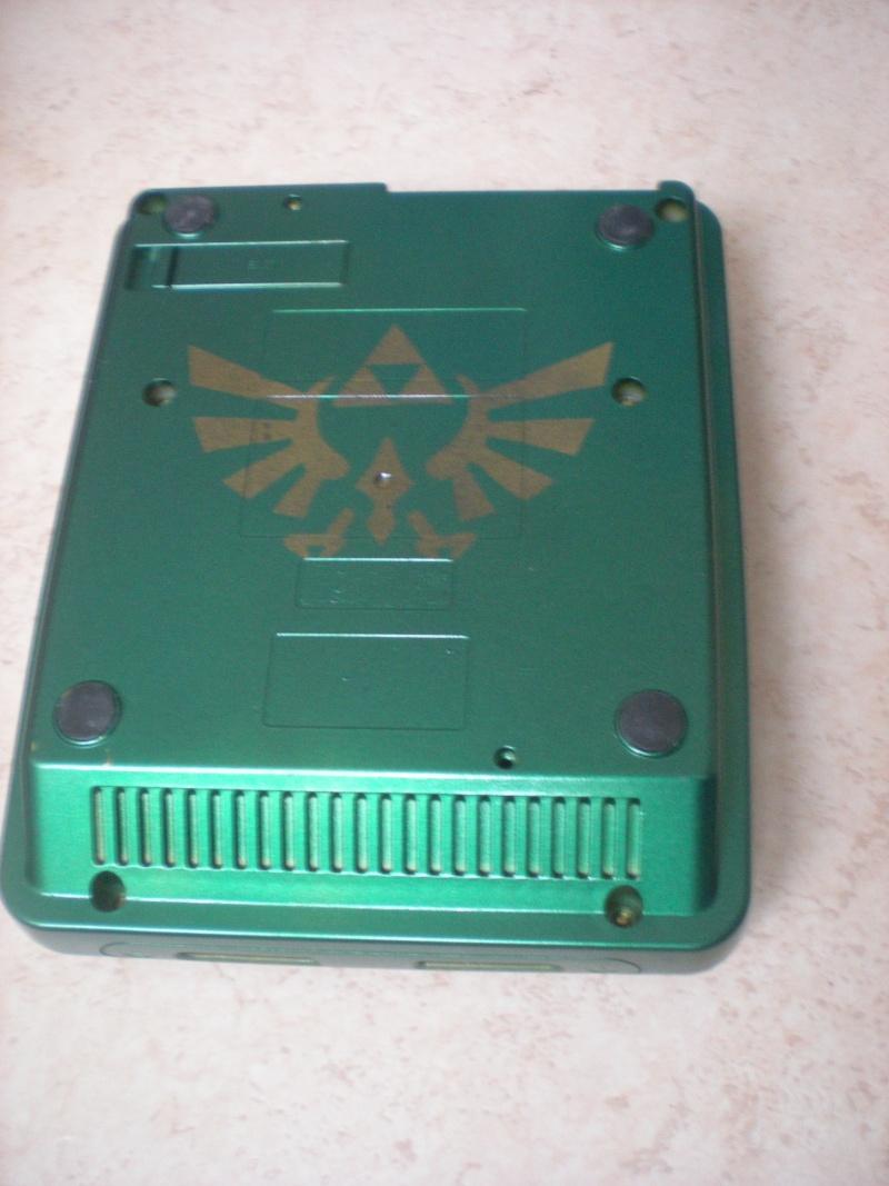 Super Nintendo customisée Zelda Dscn8413